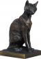 Abessinische Katze von Théophile Alexandre Steinlen. Bild 1