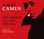 Albert Camus. Die Pest. Der Fall. Der Fremde. Hörbuch. 2 MP3-CD. Bild 1