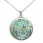 Amulett Van Gogh Motiv »Weizenfeld«. Bild 1