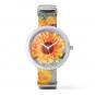 Armbanduhr »Sonnenblumen« nach Claude Monet. Bild 1