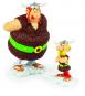 Asterix und Obelix bei den Wikingern. Edle Sammlerfiguren. Bild 1