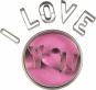 Ausstechformen »I love you«. Bild 1
