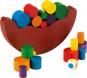 Balancespiel »Wippe« für kleine Kinder. Bild 1