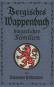 Bergisches Wappenbuch bürgerlicher Familien. Faksimile. Bild 1