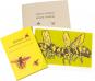 »Bienen kennen keinen Sonntag«. Beflügelnd-heitere Verse aus dem Reich der Insekten. Vorzugsausgabe mit signierter Grafik. Bild 1
