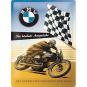 Blechschild BMW - Für höchste Ansprüche Bild 1
