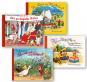 Das große Fritz Baumgarten-Paket. 4 Bände. Bild 1