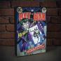 DC Comics Batman Luminart Leuchte mit Touchfunktion. Bild 1