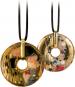 Amulett Gustav Klimt »Der Kuss«. Bild 1