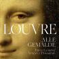 Der Louvre. Alle Gemälde. Buch mit DVD. Bild 1