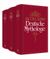 Deutsche Mythologie. 3 Bände. Bild 1