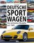 Deutsche Sportwagen - Die schönsten Modelle seit 1945. Bild 1