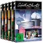 Die Agatha Christie Stunde - Gesamtedition. 5 DVDs. Bild 1