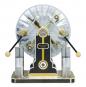 Kartonbausatz Wimshurst-Maschine. Bild 1