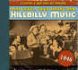 Dim Lights, Thick Smoke & Hillbilly Music 1946. CD. Bild 1