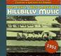 Dim Lights, Thick Smoke & Hillbilly Music 1951. CD. Bild 1