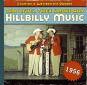 Dim Lights, Thick Smoke & Hillbilly Music 1956. CD. Bild 1