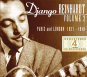 Django Reinhardt. Paris And London 1937 - 1948. 4 CDs. Bild 1