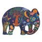 Djeco-Puzzle »Elefant«, 62 x 46 cm. Bild 1