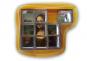 Knobelspiel »Du und Mona Lisa«. Bild 1