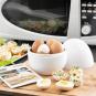 Eierkocher für die Mikrowelle. Bild 1
