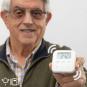 Intelligente elektronische Pillendose. Bild 1