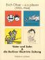 Erich Ohser - e.o. plauen (1903-1944. Vater und Sohn & die Berliner Illustrirte Zeitung. Ein Idyll mit doppeltem Boden? Bild 1
