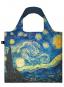Faltbare Tragetasche van Gogh »Sternennacht«. Bild 1