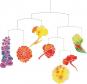 Flowers-Mobile, inspiriert von Emil Nolde. Bild 1