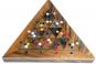 Geduldspiel »Farben-Dreieck«. Bild 1