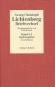 Georg Christoph Lichtenberg, Briefwechsel. Gesamtwerk in 5 Bänden. Bild 1