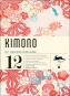 Geschenkpapier-Buch »Kimono«. Bild 1