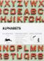 Geschenkpapier »Alphabete«. Bild 1