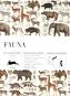 Geschenkpapier »Fauna«. Bild 1