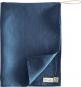 Geschirrhandtuch aus Leinen, dunkelblau. Bild 1