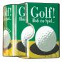 Golf! Bloß ein Spiel ... - Minibuch Bild 1
