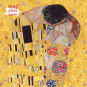 Kunstpuzzle mit 1000 Teilen. Gustav Klimts »The Kiss«. Bild 1