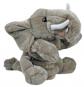 Handpuppe Elefant. Bild 1