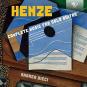 Hans Werner Henze. Komplette Musik für Gitarre. CD. Bild 1
