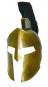 Helm des Leonidas. Tragfähiges Replikat aus Frank Millers '300' Bild 1