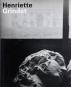 Henriette Grindat. Fotografien 1948 - 1983. Bild 1