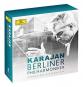 Herbert von Karajan und die Berliner Philharmoniker. 8 CDs. Bild 1