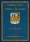 Hugo Gerard Ströhl. Städte-Wappen von Österreich-Ungarn. Bild 1