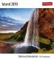 Island - Kalender 2019. Bild 1