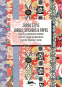 Japanisches Design. Sticker und Etiketten. Bild 1