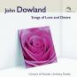 John Dowland. Lautenlieder. CD. Bild 1