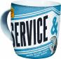 Kaffeebecher »Service & Repair«. Bild 1