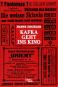 Kafka geht ins Kino. Buch mit DVD. Bild 1