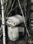 Karierte Wolldecke »Myrull«, beige/grau. Bild 1