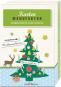 Kartenmanufaktur. Weihnachtskarten selbst gestalten. Set. Bild 1
